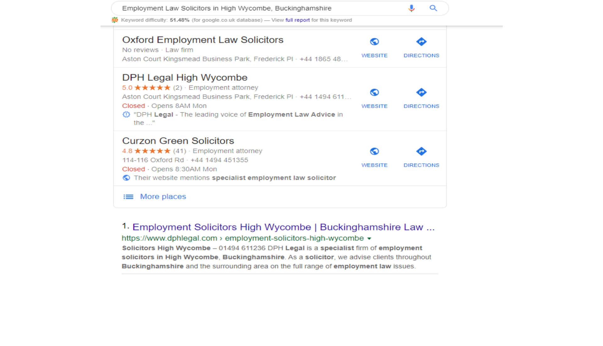Employment Law Solicitors in High Wycombe, Buckinghamshire