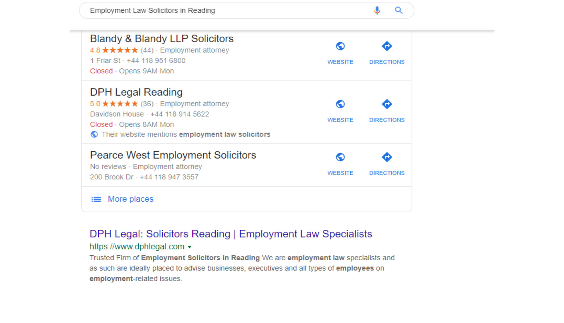 Employment Law Solicitors in Reading
