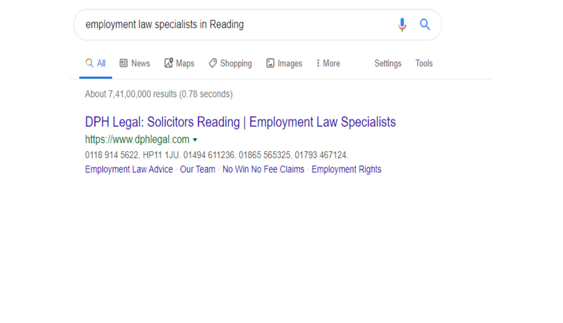 Employment Law Solicitors Reading