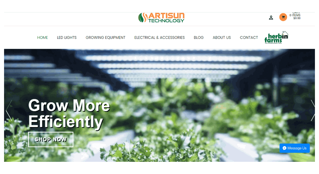 Artisun Technology New York USA