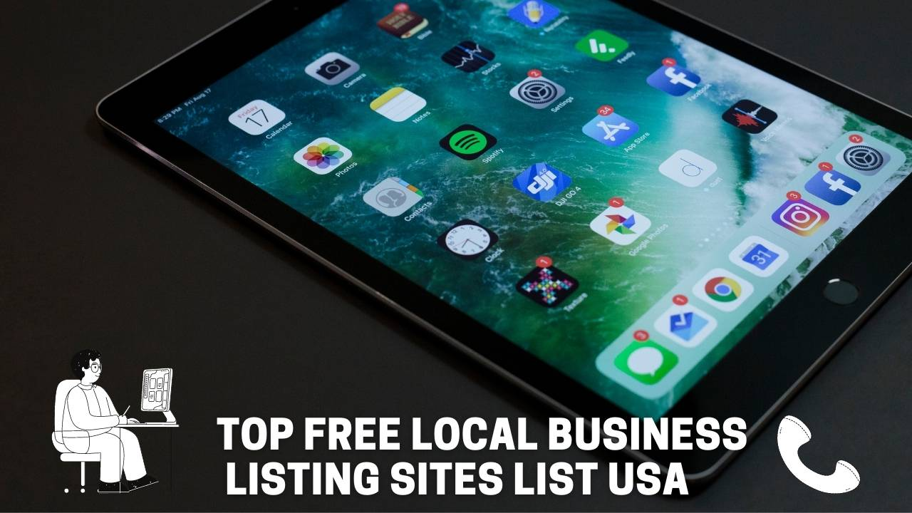 Top Free Local Business Listing Sites List USA